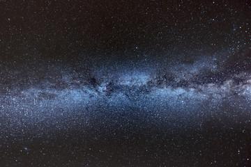 stars of the milky way dark sky background