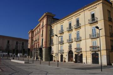 Avellino Palazzo Provincia, piazza Libertà