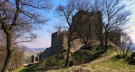 Castle Kapušany, Slovakia