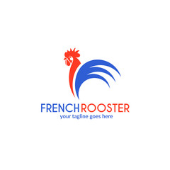 French rooster logo