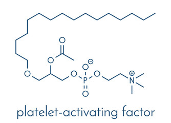 platelet activating factor in inflammation