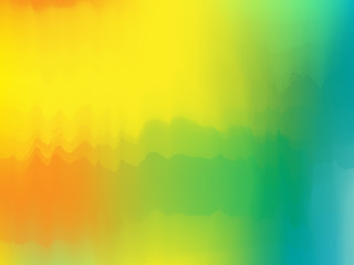 Colorful gradient mesh abstract background.