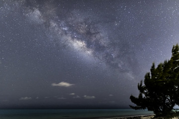Turks and Caicos Providenciales Milky Way 6