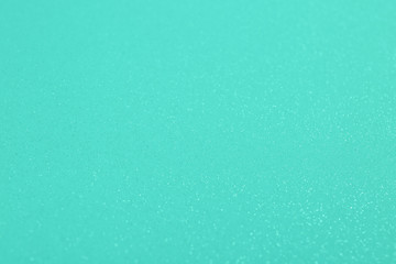 Mint background with glitters