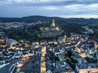 Wall Mural - City of Dillenburg, Germany