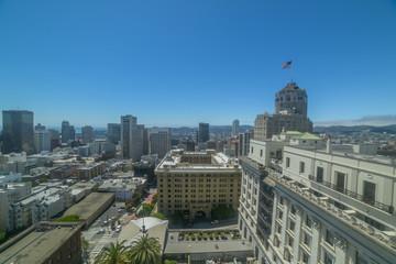 Wall Mural - San Francisco skyline
