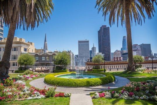 San Francisco Nob Hill