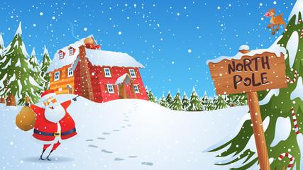 Santas Cottage