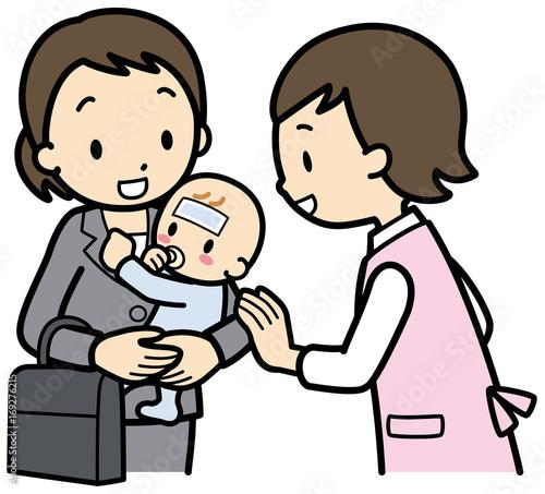 病児保育fotoliacom の ストック写真とロイヤリティフリーの画像 Pic
