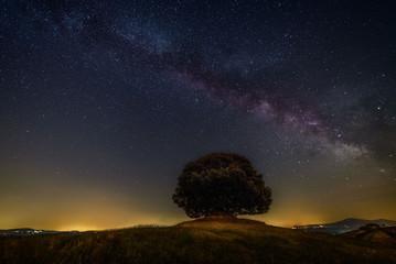 Milky Way Toscane