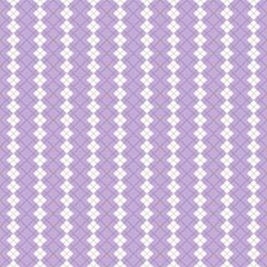 Seamless illustrated argyle pattern