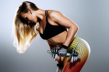 biceps training sports