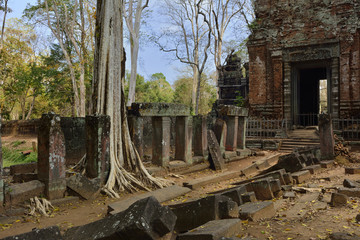 Cambodia Koh Ker Prasat Thom