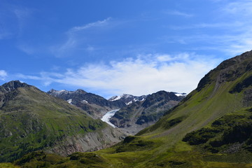 Kaunertal Ötztaler Alpen Tirol