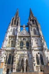 Fotomurales - Regensburg Cathedral, Germany
