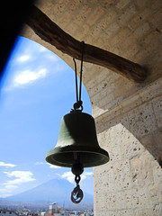 Cathedral Tower bell of Arequipa
