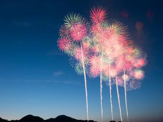 花火 hanabi fireworks #1
