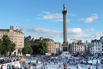 Trafalgar Square London (England)