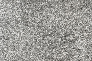Black and white granite texture, natural granite monochrome background