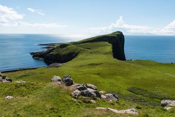 Neist Point, Skye Island (Scotland)