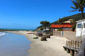 Praia da Armação - Floripa - SC