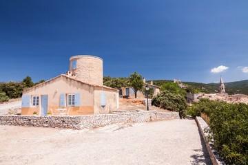 France, Provence, Saint Saturnin lès Apt