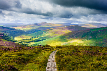 Wicklow Way, Irland