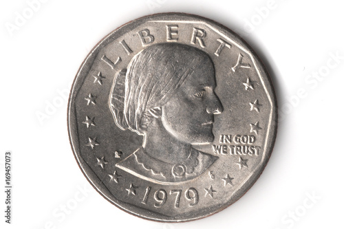 One Dollar American Currency On Both Sides Moneda De Un Dolar Americano Por Ambos Lados Stock Photo And Royalty Free Images Fotolia Pic