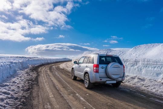 Road rental Reykjavik iceland