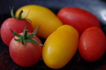 ミニトマト(3種類各2個)