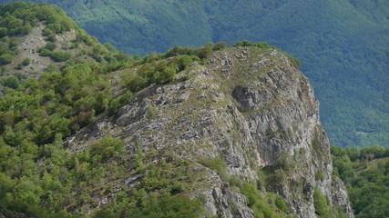 Balcone di montagna