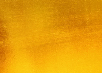 Gorgeous gold metal