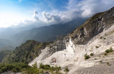 Passo del Vestito , Apuane alps, Massa Carrara district, Tuscany, Italy