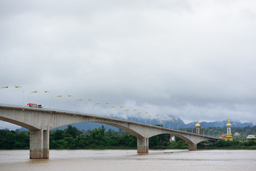 Thai-Laos Friendship Bridge
