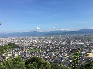 垣生山から 9