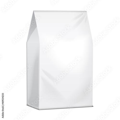 """""""Paper Food Bag Package Of Coffee, Salt, Sugar, Pepper"""