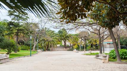 Jardines de Vivieros (Viveros Garden), Valencia, Spain