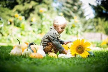 schöne Zeit im Oktober
