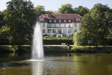 Mülheim an der Ruhr - Kurpark am Solbad Raffelberg