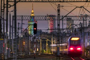 Public transportation in Warsaw,
