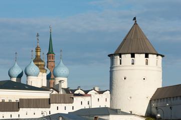 Orthodox church. Kazan. Kazan Kremlin