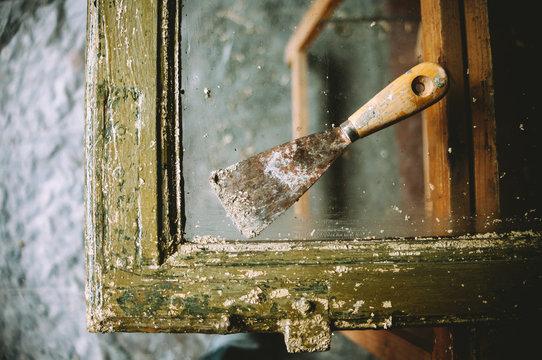 Restoration of a window