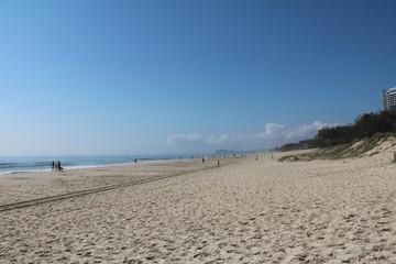 Broadbeach Gold Coast in Queensland, Australia
