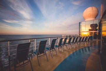 Cruise Sunrise & Sunset