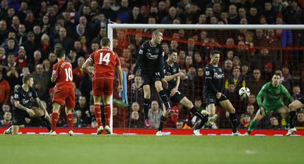 Liverpool v Burnley - Barclays Premier League
