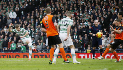 Celtic v Dundee United - Scottish League Cup Final