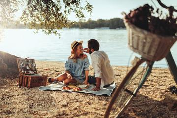Beautiful picnic day