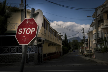 Stop Here, Mauritius