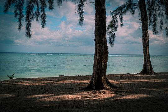 Strand in Mauritius, Flic en Flac