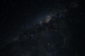 Longa exposição noturna da Via láctea, Fotoväggar